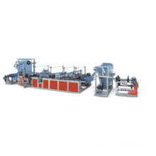 Auto Threading-Rolling Bag Making Machine