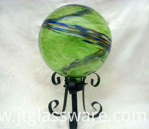 glass garden ball 4