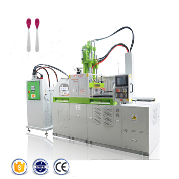 LSR Silicone Compound Plastinsprutning Moulding Machine