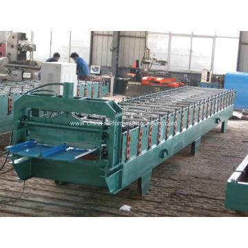 new design for JCH roof roll forming machine