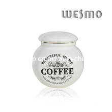 Ceramic Coffee Case Kitchen Storage (WKC0335A)