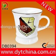 Fabrik direkt Großhandel maßgeschneiderte Keramik Tasse