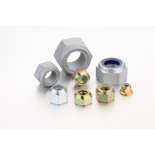 Hot sale reasonable price for Hexagon Thin Nuts Lock nut export to Tunisia Suppliers