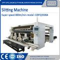Máquina de corte para material de embalagem macia de filme