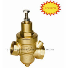 High Quality Brass Adjustable High Pressure-Reducing Ratio Valve (Y703)