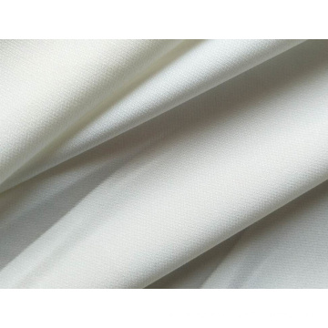 Soft Plain Stretch Teñido Rhombus Poliéster Spandex Tela