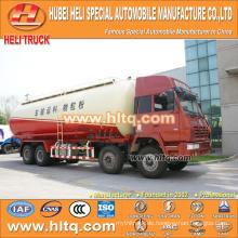Trockenmasse Zement Tankwagen LKW SHACMAN AOLONG 8x4 36M3 Schock Preis professionelle Produktion