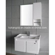 Cabinet de salle de bains en PVC / vanité de salle de bain en PVC (KD-298A)