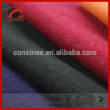 Consinee very high quality double side 100% cashmere fabric wholesale