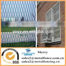 matériau d'aluminium expansé moustiquaire portes et fenêtres net
