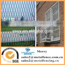 aluminum material expanded insect screen doors and windows net
