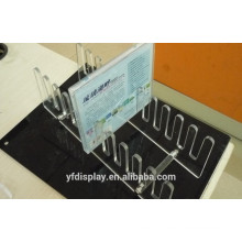 Support d'affichage de CD acrylique de vente chaude