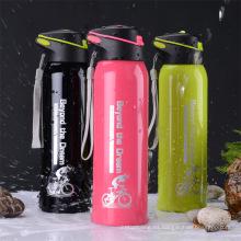 Botella de agua potable con aislamiento al vacío
