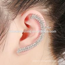 Новые модные цены bargin фавориты boho навалом полные кристаллические серьги обруча