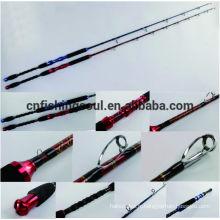 STK5601OHJ80 Jigging tige graphite canne à pêche canne à pêche blanche weihai oem carbone