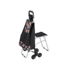 Portador de bagagem com cadeira