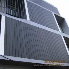 Panel de pared de yeso al aire libre de WPC impermeable (WP03)