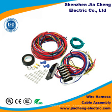 Chicote de fios de PC de montagem automotiva com fabricantes