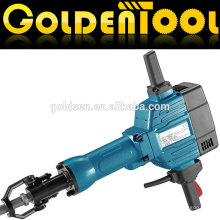 825mm 63J 2200w Concreto Rock Jack Hammer Mini Rompedor De Demolición Eléctrica GW8079