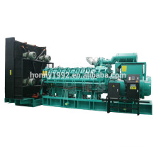 Googol 60Hz Engine 1800kW Diesel Gas Blend Fuel Generator Set