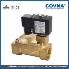 COVNA agua potable válvula válvula de agua en válvula solenoide fabricado en China
