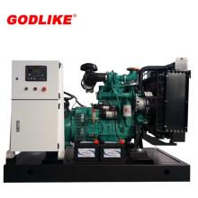 (50kVA / 40kw) CUMMINS a ouvert le groupe électrogène diesel avec Ce / OIN
