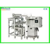 Automatic mode small fruit spray drying machine