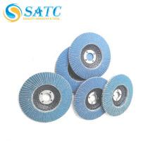 Disque à lamelles diamant AO / ZA / SC pour inox / acier
