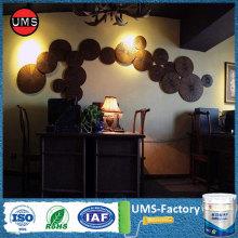 Stone effect interior acrylic paint spray