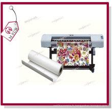12′′ 24′′ 80 100 Vitesse de 120 g/m² rouleau de papier blanc de Sublimation à sec