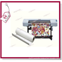 12′′ 24′′ 80 100 120GSM Speed Dry White Sublimation Paper Roll