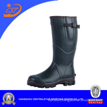 Good Quality Waterproof Men′s Rubber Boots (2207N)