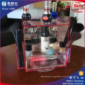 2016 New Item Customized Acrylic Rotating Lipstick Holder