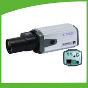 """Megapixel IP Dome Camera with 1/3"""" Color Sony Super HAD II CCD and 700TVL Resolution"""