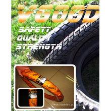 ISO aprovou os pneus da motocicleta do fornecedor profissional