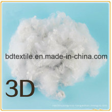 Solid Polyester Staple Fiber for 3D