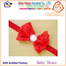 Many style fashion beautiful color baby knot headband