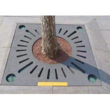 Das beste Baum-Pool-Bedecken für städtischen Bau