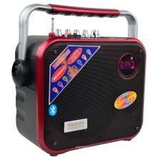 8 дюймов мини Bluetooth-динамик с NFC/FM-радио/SD/TF карты/USB-ридер/МР3 F83