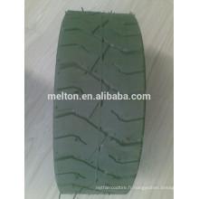 pneu élévateur à ciseaux non marquant 406x125