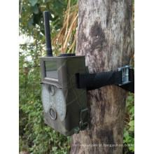 12MP 940NM LED câmera de caça GPRS MMS GSM SMS Comand ao ar livre