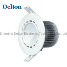 7W redonda Dimmable lámpara de techo LED (DT-TH-7D)