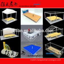 Factory direct sale, high quality Aluminum truss floor system , floor truss for trade show Factory direct sale, high quality Aluminum truss floor system , floor truss for trade show