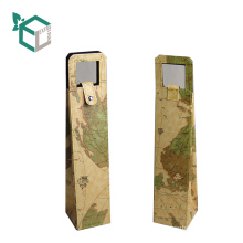 Manufacture quality cardboard wine carrier