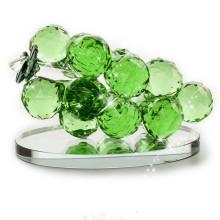 Buntes Kristallglas-Traube-Handwerk für Dekoration