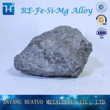 Nodulizer für Gießerei Rare Earth Ferrosilicium Magnesium