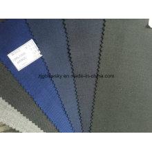 Tissu en laine en stock prêt avec 6 types