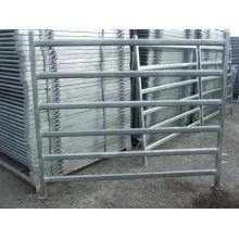 30X60mm Vieh Vieh-Tafel mit Gates / Super Heavy Duty Vieh Vieh Yard Panels / Vieh-Panels Fabrik / 5 Bar Vieh-Schiene 1.6m High Vieh-Panel