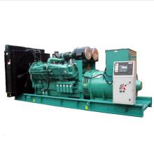 Central eléctrica de 800KW, preço diesel do grupo de gerador de Yangke 1000KVA com ATS