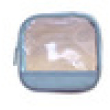 clear cosmetic pvc bag for promotion